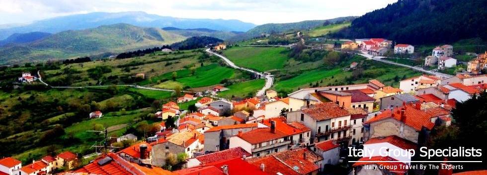 Pietrabbondante - Molise Province, Italy