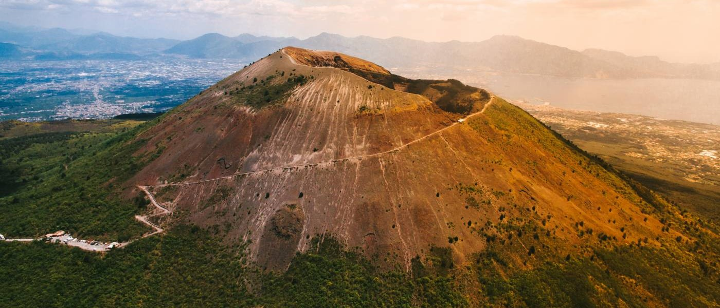 Experience Private Tours of Mt. Vesuvius Italy