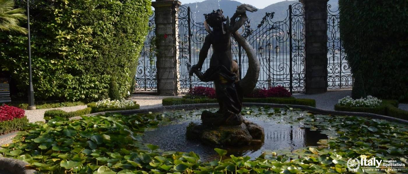 Villa Carlotta, Lake Como Private Garden Tours