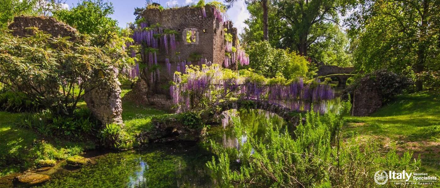 Ninfa Gardens Lazio