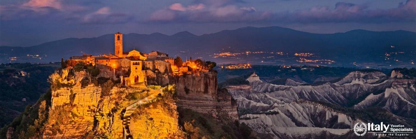 Civita di Bagnoregio - Lazio Region, Italy