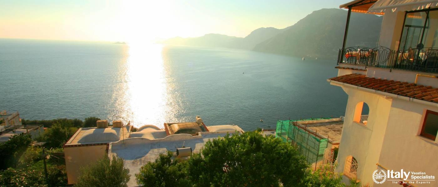 Praiano - Amalfi Coast Italy