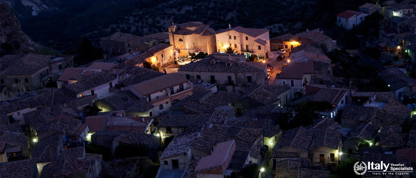Italy Calabria Gerace