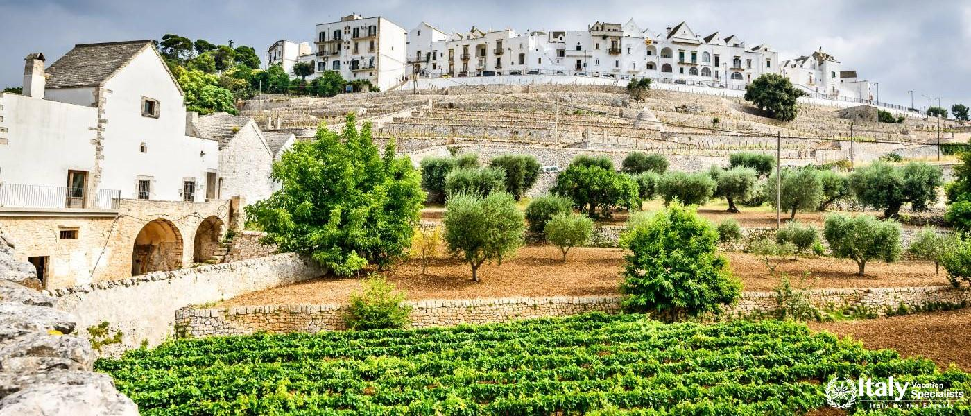 Travel Puglia with Italy Vacation Specialists