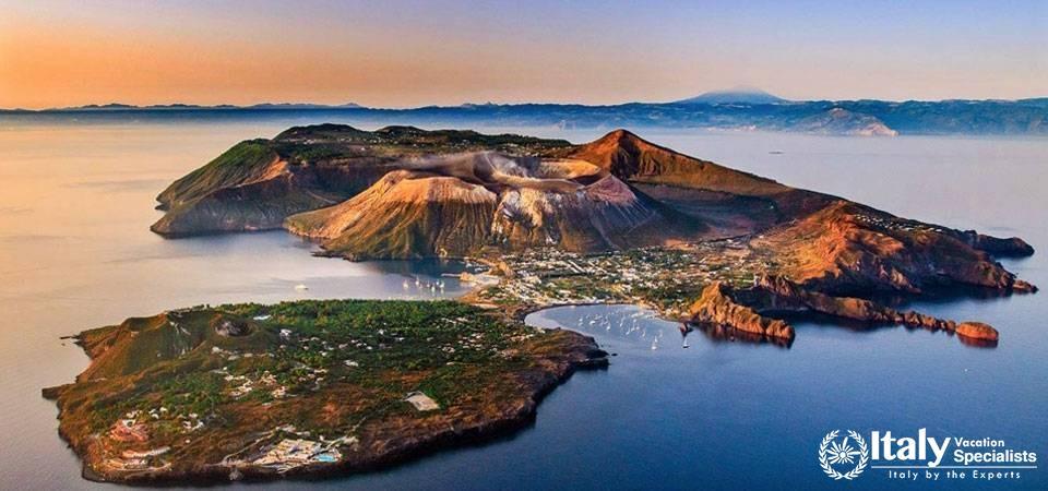 Aeolian Islands, Sicily Italy