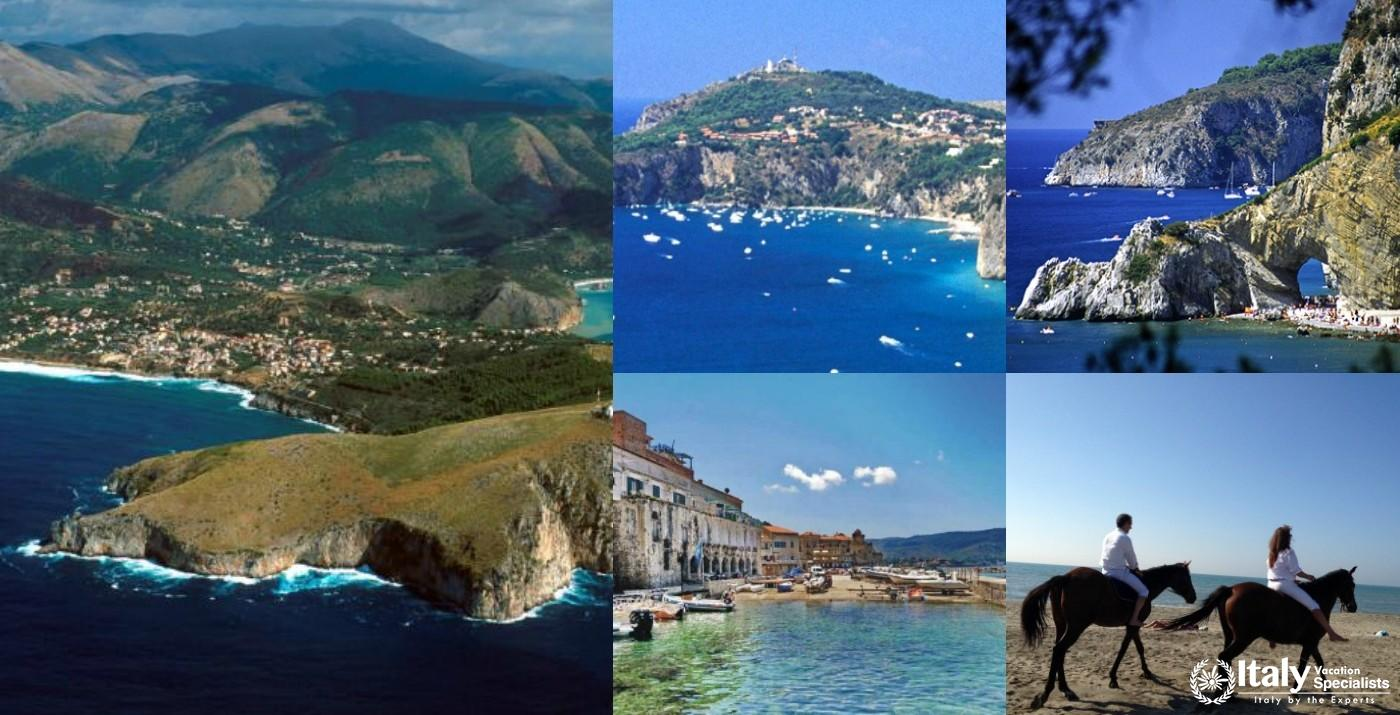 Cilento Coast of Italy - Wonderwoman Tour of Italy