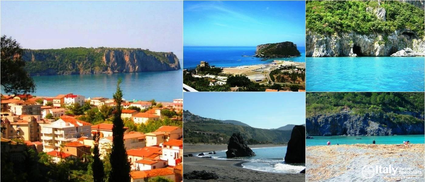Dino Island Calabria Boat Tour