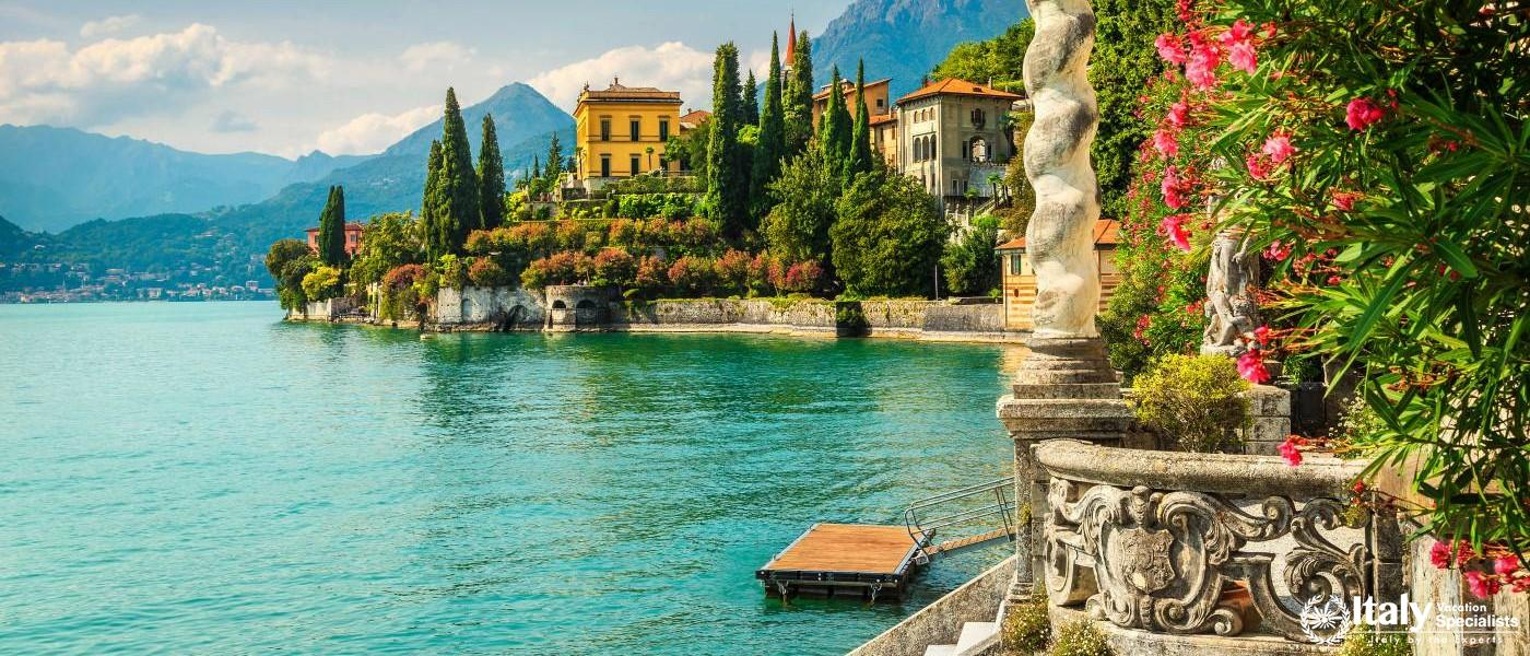 Experience beautiful Varenna, Lake Como with Italy Vacation Specialists
