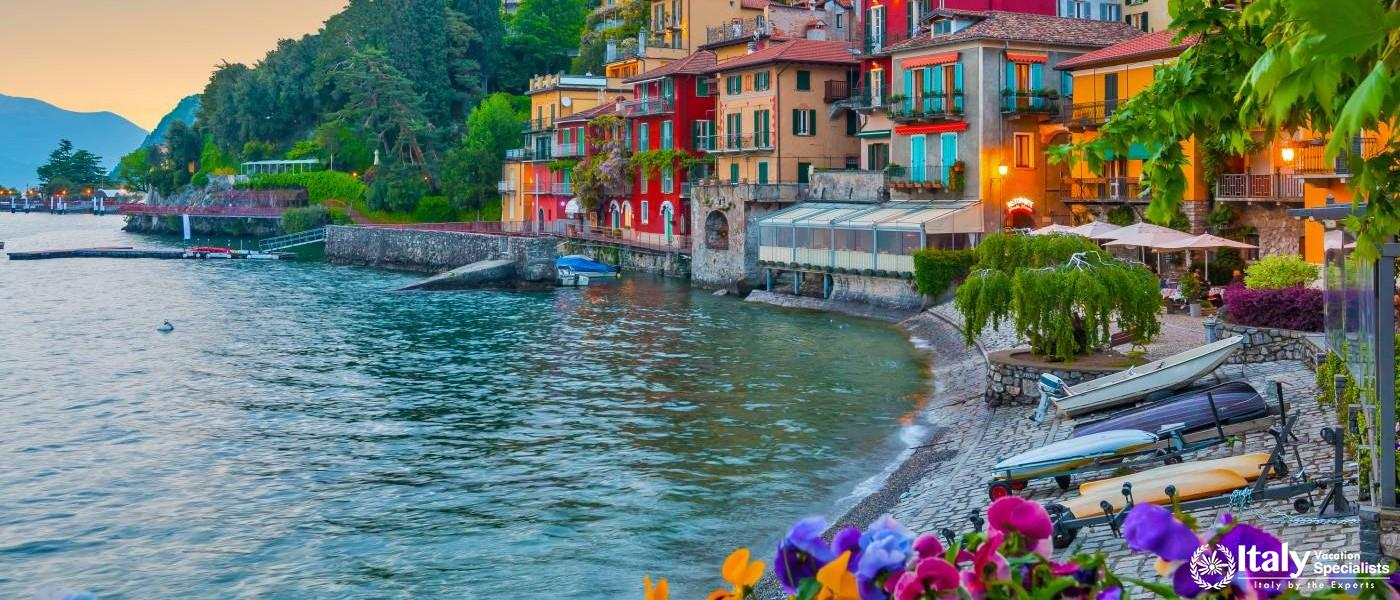 Varenna Lake Como with Italy Vacation Specialists