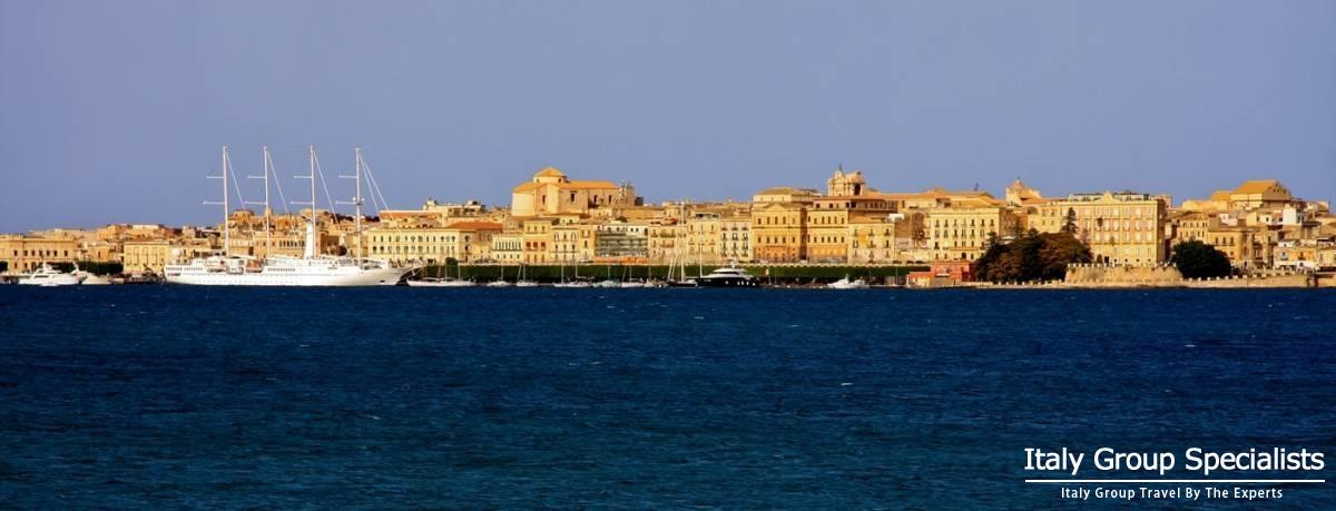 Port of Siracusa, Sicily