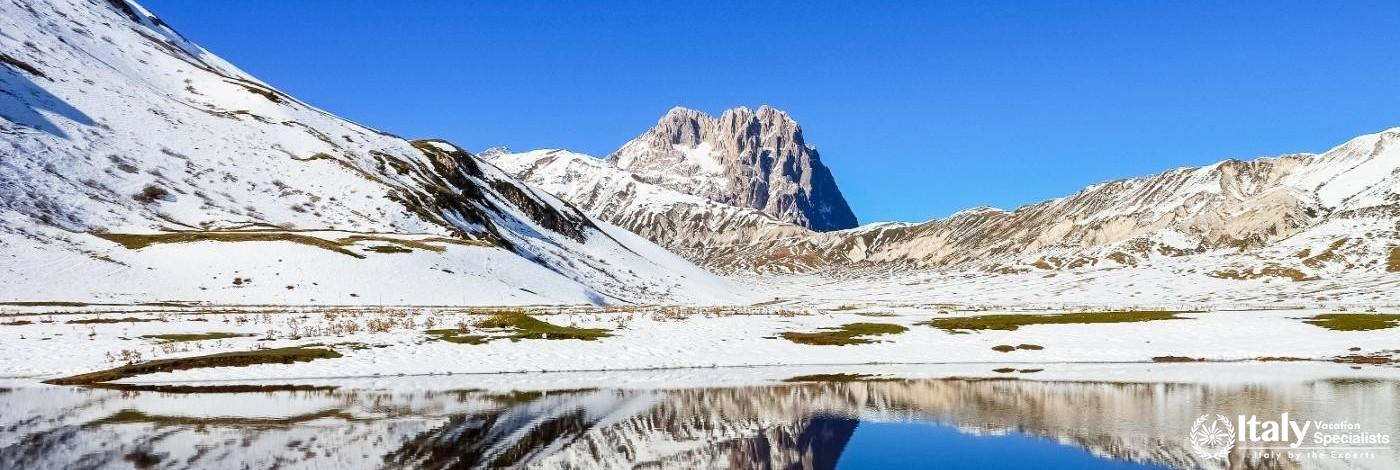 Appenine Mountain Range, Abruzzo