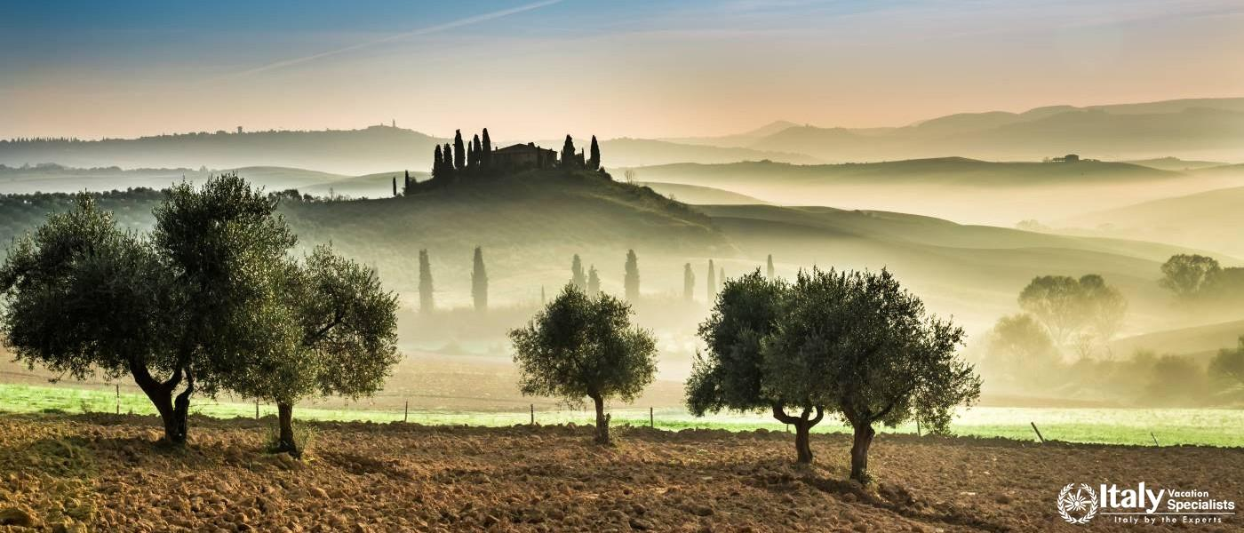 Umbria, Italy. Escorted Tours with Italy Vacation Specialists