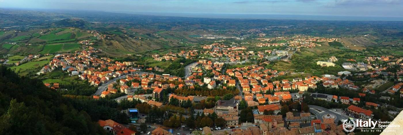 Countryside of San Marino