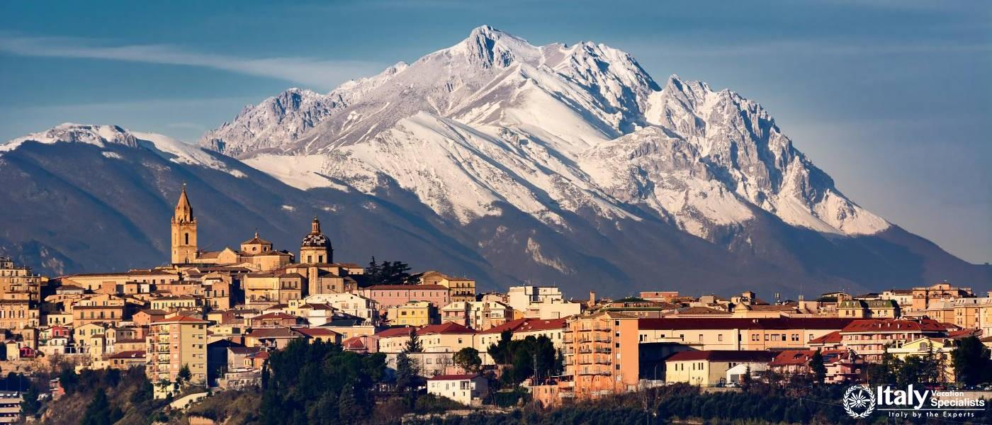 Chieti Abruzzo with Italy Vacation Specialists
