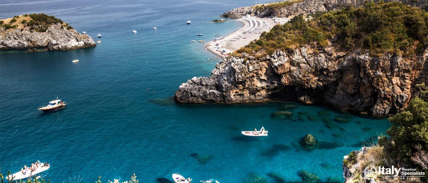 Policastro Gulf Arcomagno beach Cosenza -
