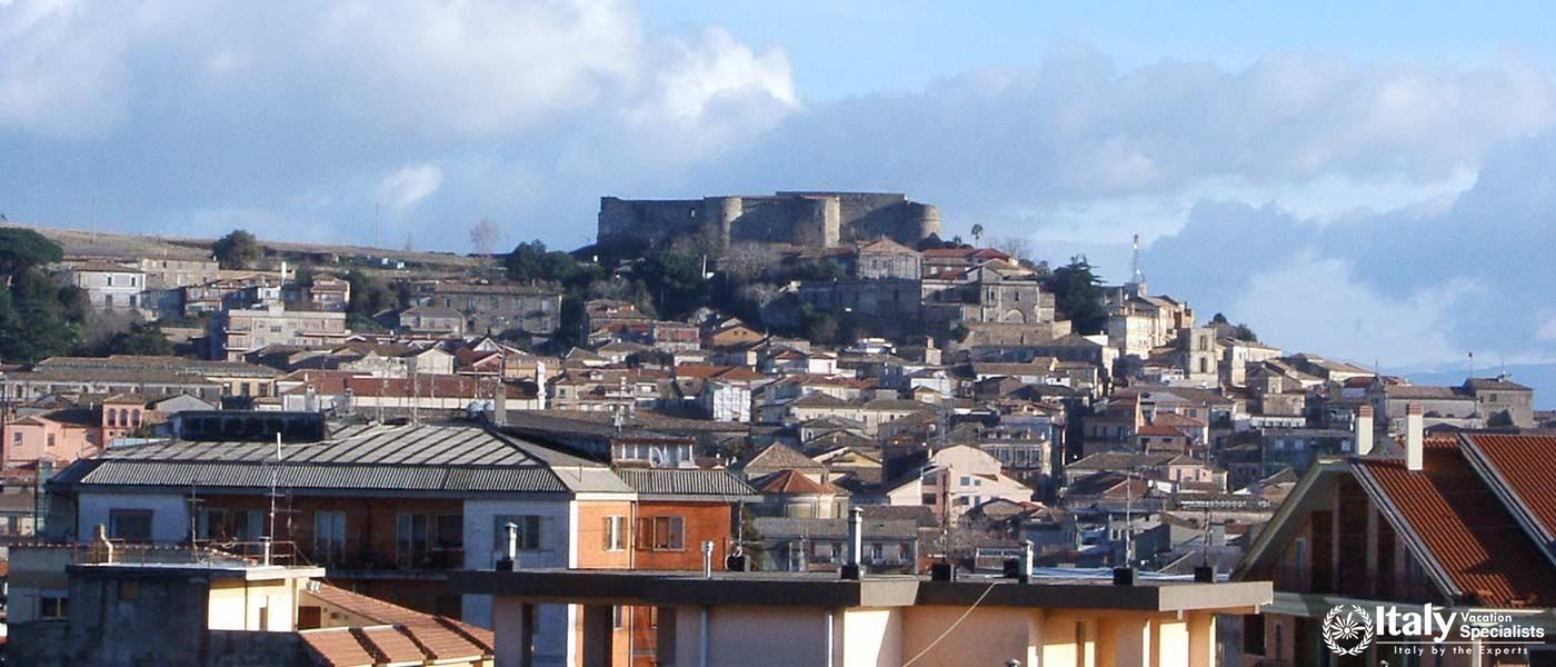 Vibo Valentia is a city and comune in the Calabria region of southern Italy