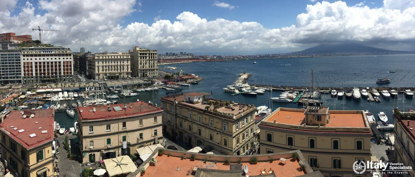 Spectacular Naples Italy