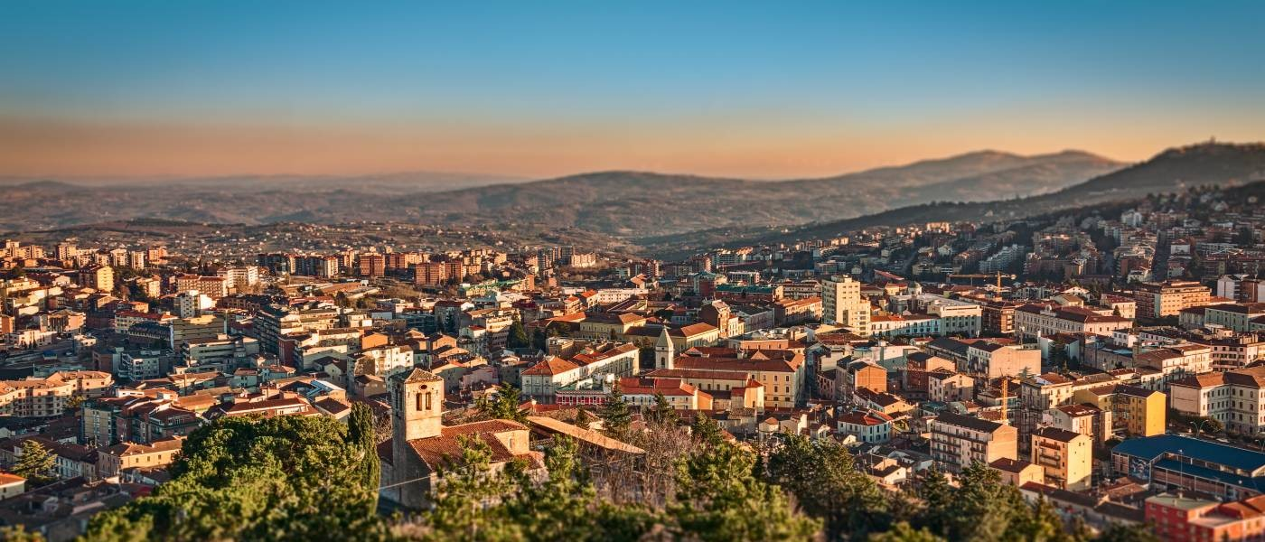 Campobasso Italy with Italy Vacation Specialists