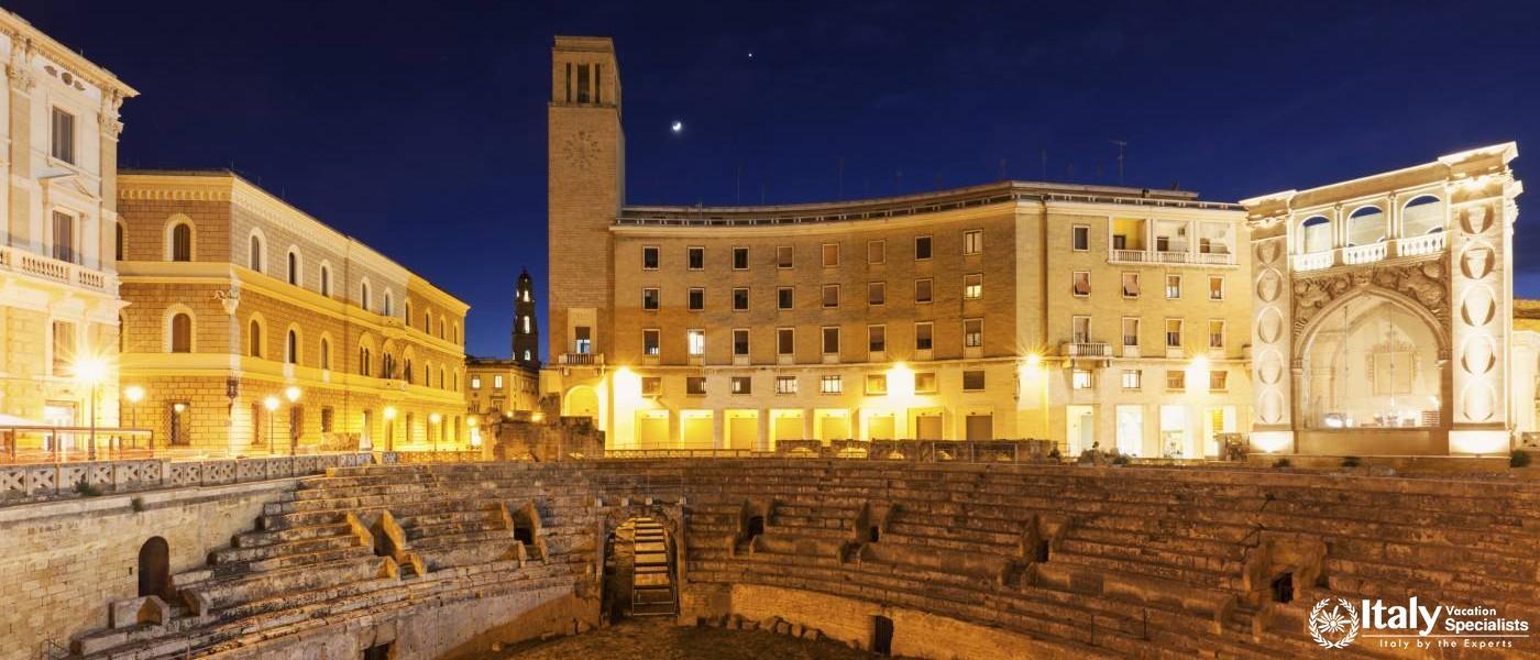 Lecce and Puglia Private Tours