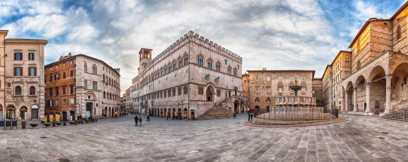 Perugia - Umbria Italy