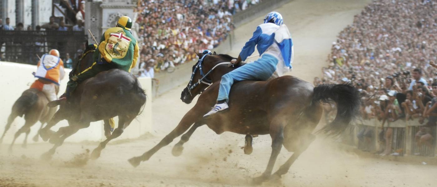Experience the Palio Race in Siena Italy with Italy Vacation Specialists