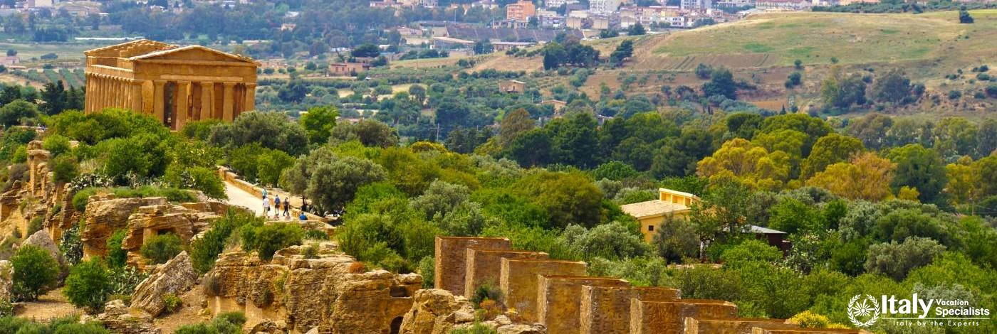 The Spectacular Ruins of Agrigento, Sicily