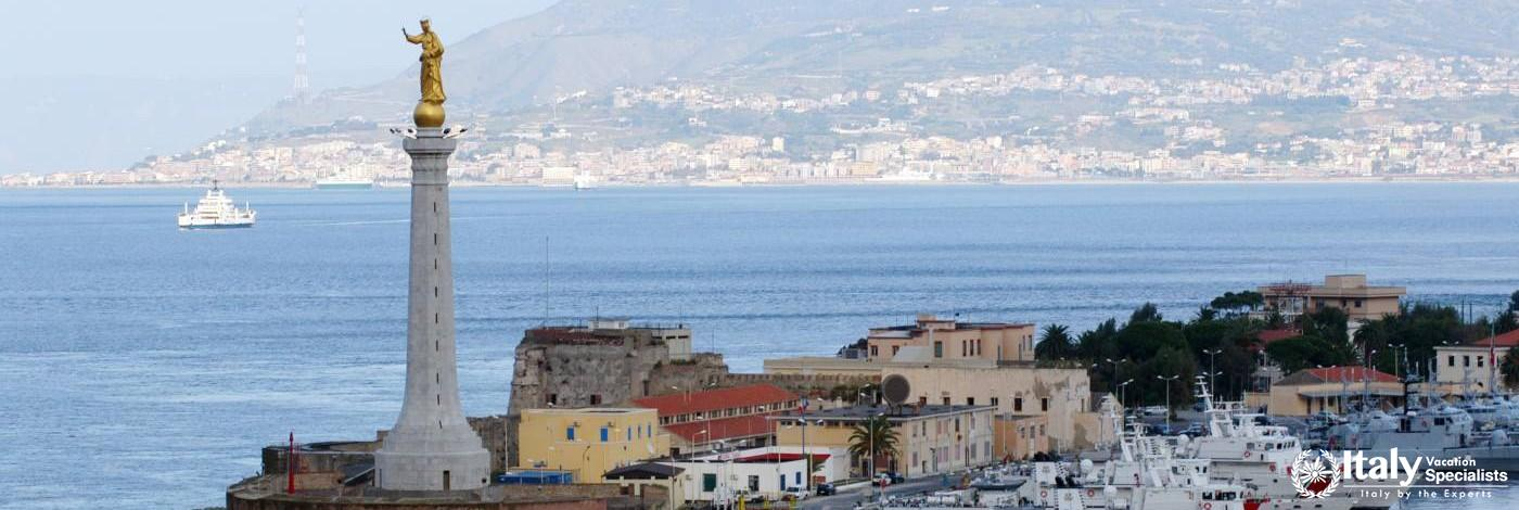 Messina, Italy - Major Port Town in Sicily