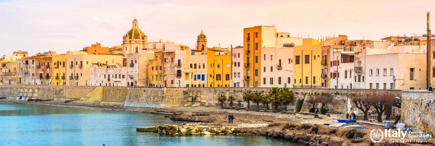Incredible Trapani, South Western Sicily