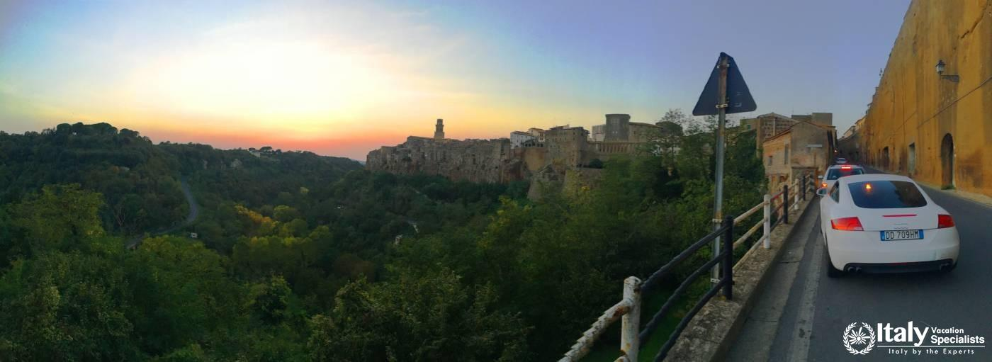 Through the heart of Etruria: True Tuscany - Pitigliano, Tuscany