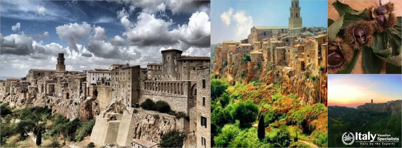 Pitigliano, Tuscany - Center of Jewish History