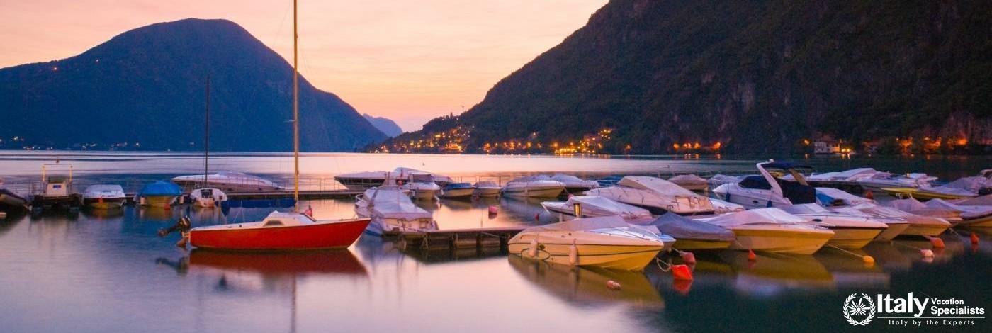 Experience Incredible Lugano, Switzerland