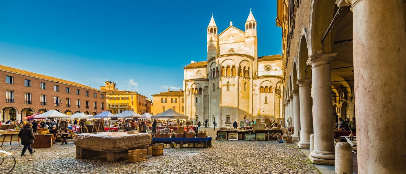 Experience the very Best of Emilia Romagna