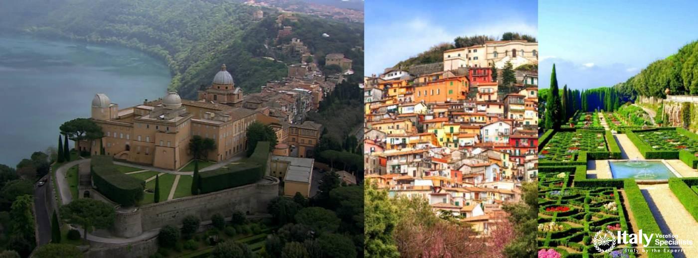 Experience the Beautiful Castelli Romani