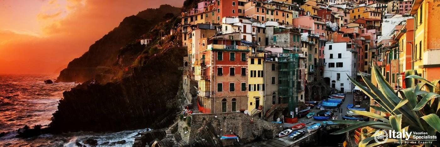 Experience the Magic of the Cinque Terre