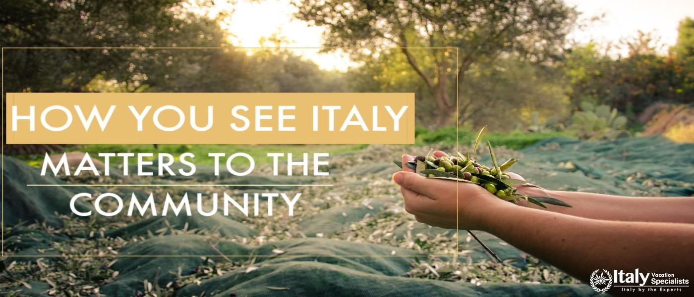 Sustainable Tourism in Italy