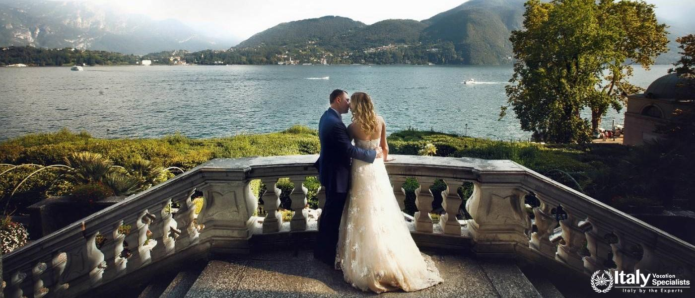 Romantic Honeymoons & Weddings in Italy