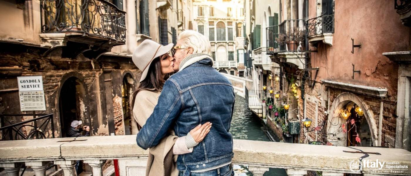 Romantic Holiday Packages in Italy