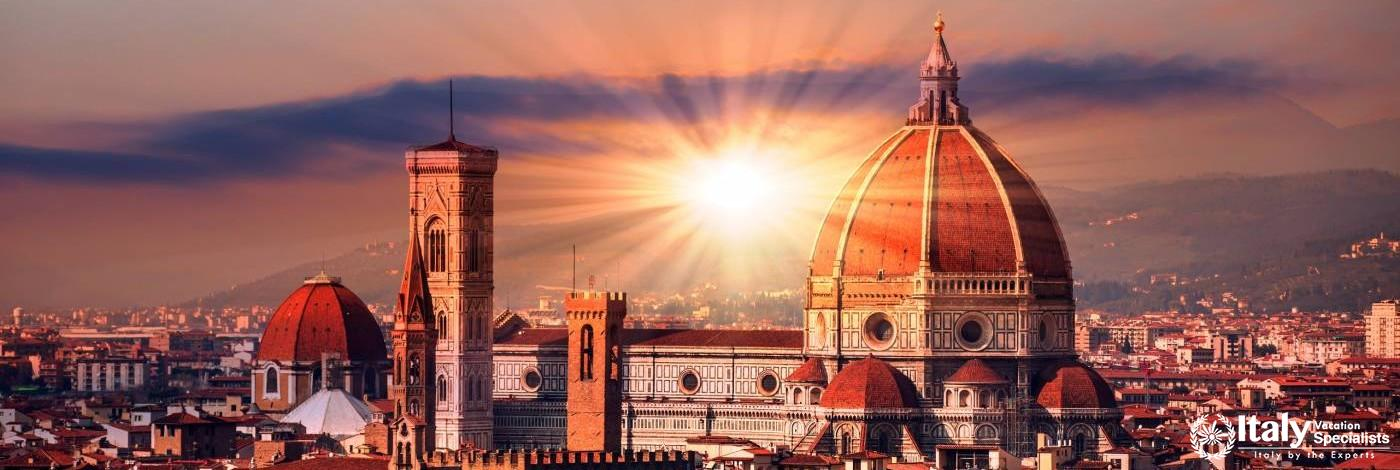 Experience one of the most beautiful Renaissance Cities in the World - Florence, Italy