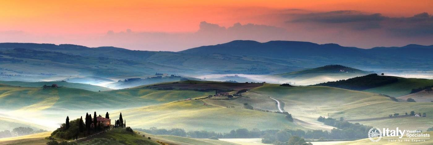 Incredible Tuscany - By Italy Vacation Specialists