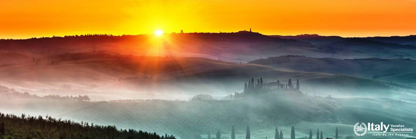 Experience the Incredible Wonder of Tuscany