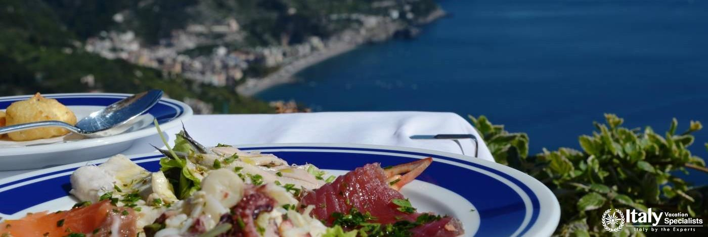 The best of the Amalfi Coast with a Remarkable Lunch