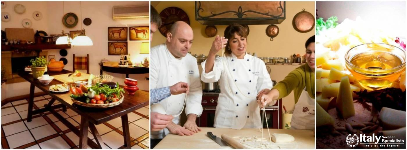 Hands on Cooking Experiences in Italy