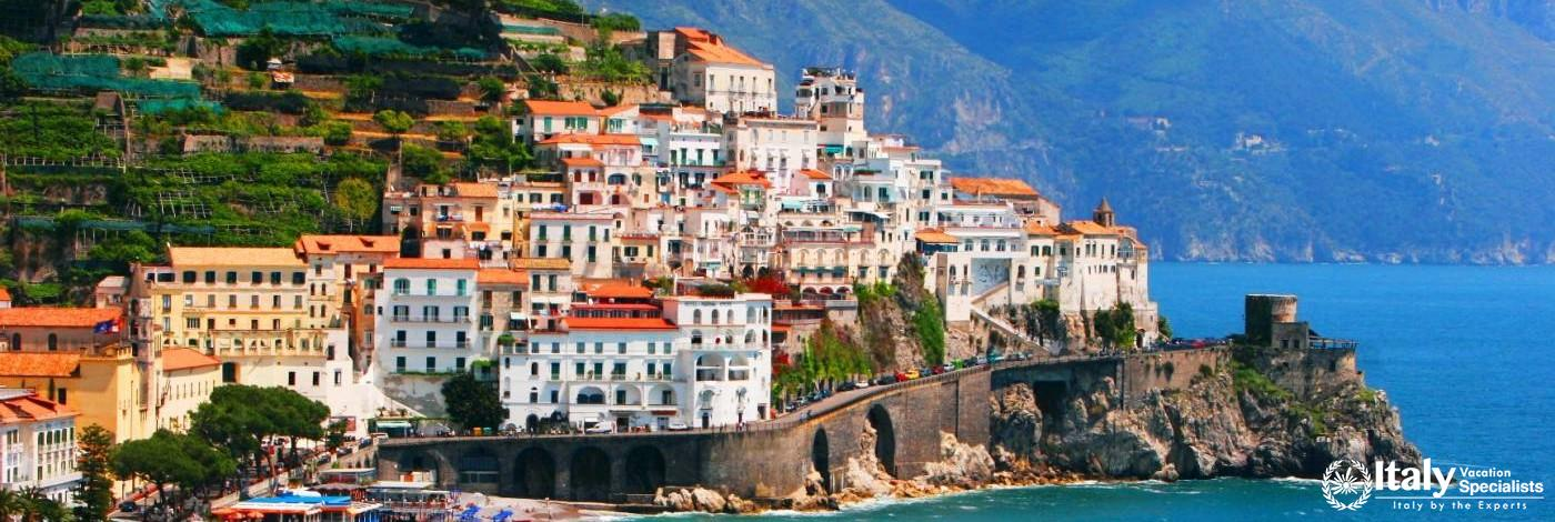The Unbelievable Amalfi Coast - Italy