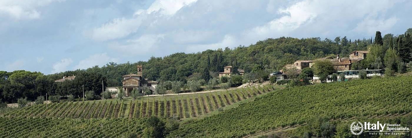 Villa La Rignana - Chianti - Tuscany