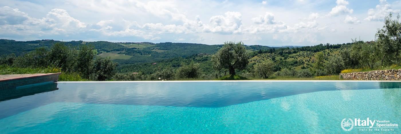 Villa La Rignana, Chianti Region - Tuscany