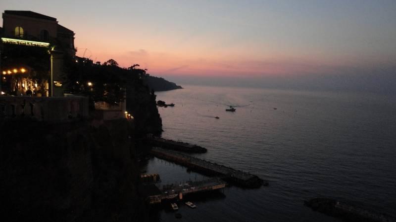 Sorrento, Sunset