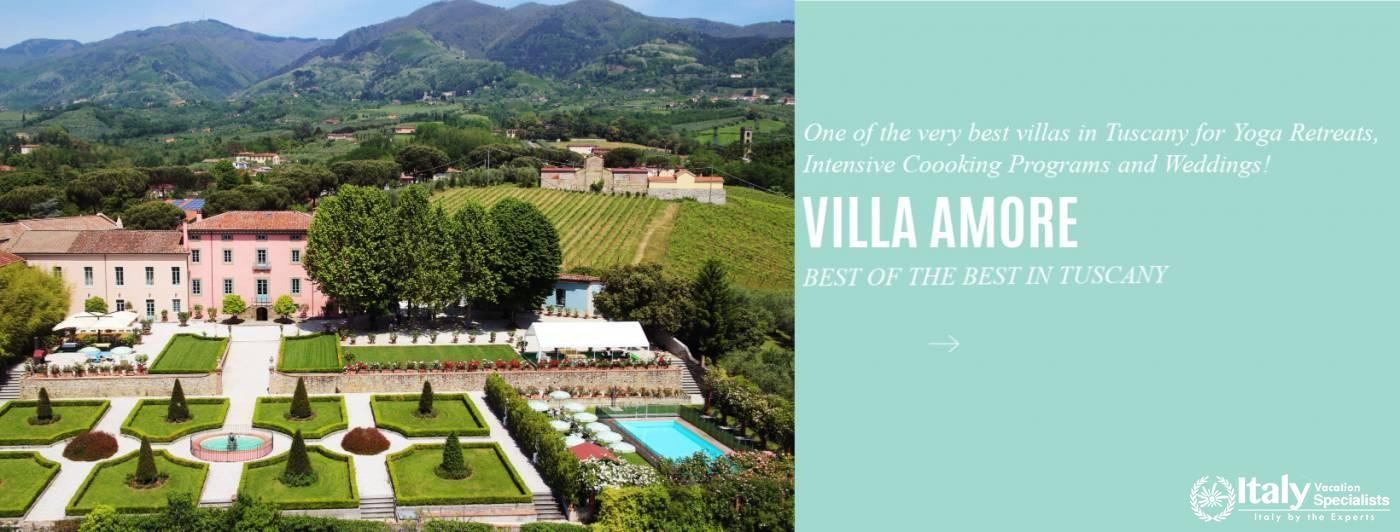 Best Villas for Groups in Tuscany