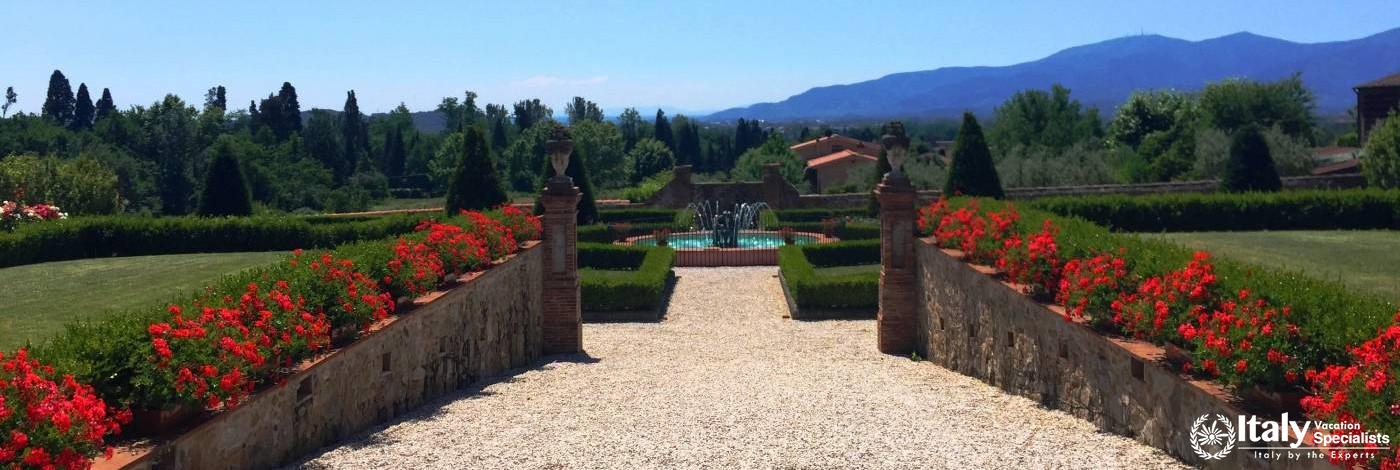Experience Luxury in Tuscany at the Villa Danillo