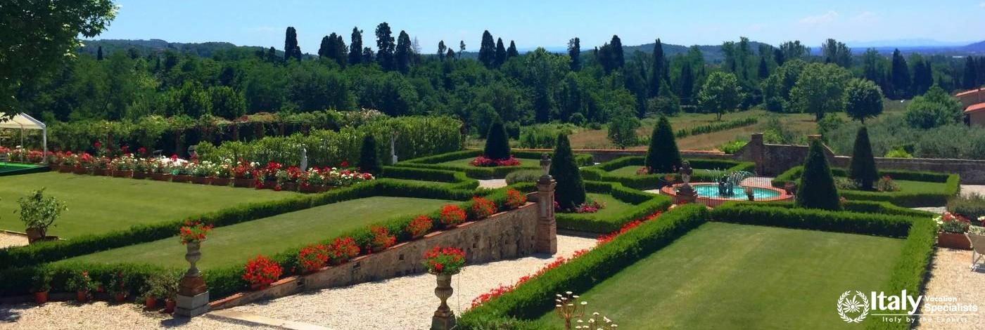 One of the Finest Private Estate's in Lucca