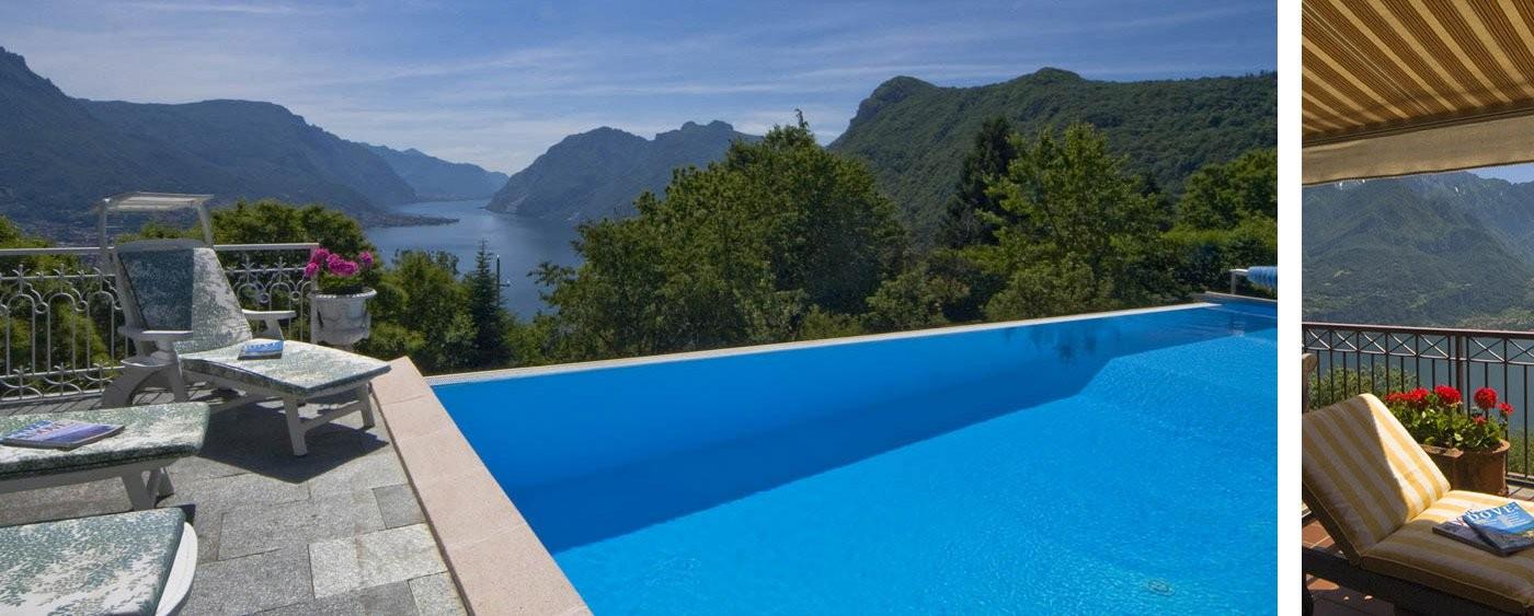 Villa Graziella, Lake Como